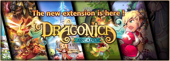 new extenssion server playdragonica.eu